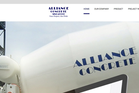 Alliance Concrete Singapore
