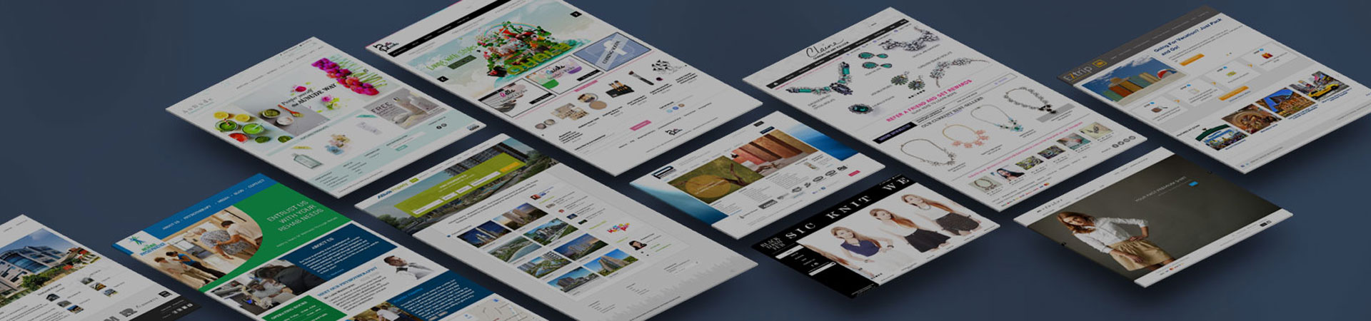 Website Design Singapore - Threepurs