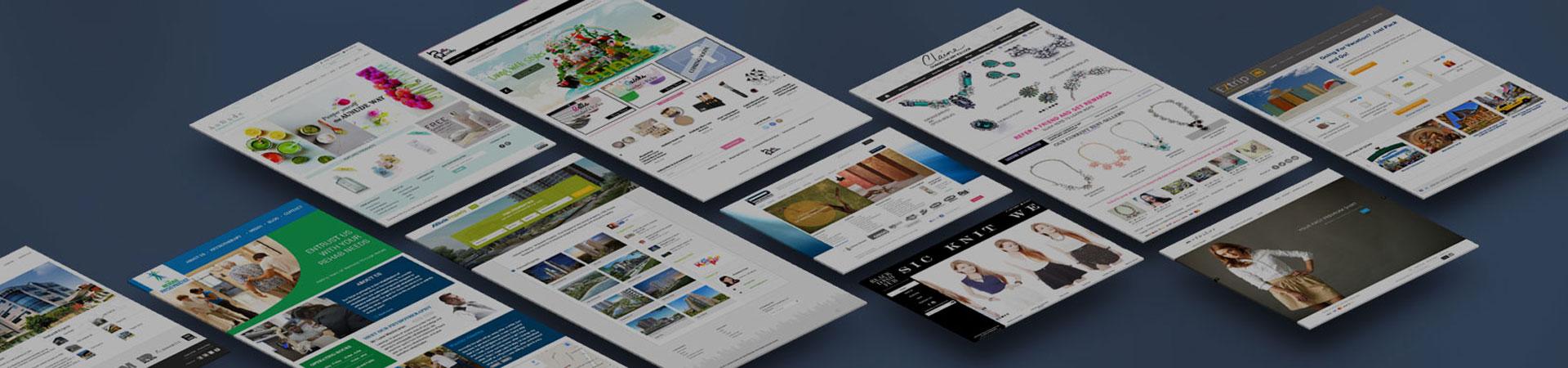 Website Design Singapore - The Penny Shop