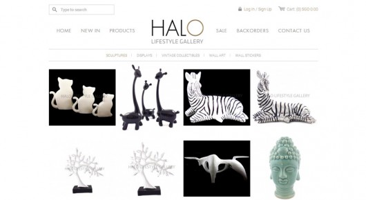 Projects - Halo Lifestyle Gallery