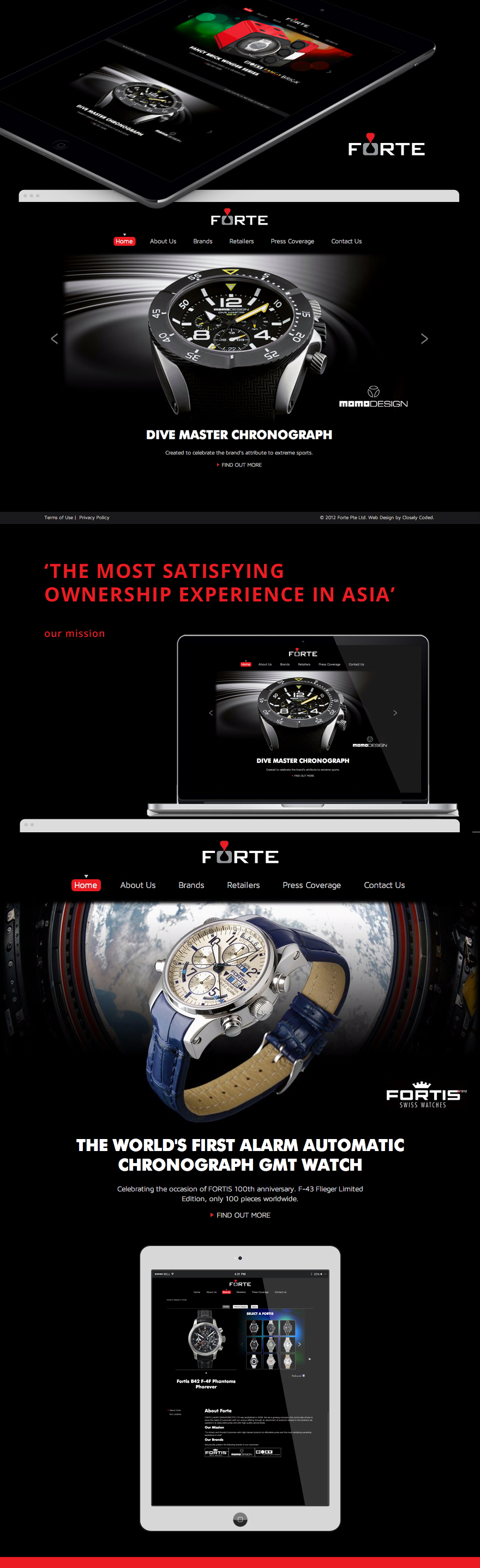 Projects - Forte Luxury Singapore