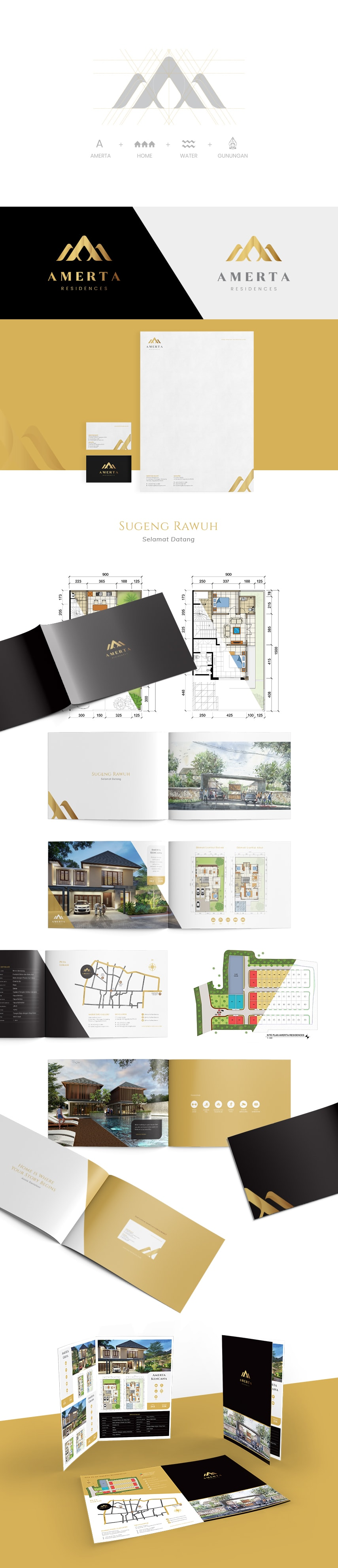 Projects - Amerta Residences